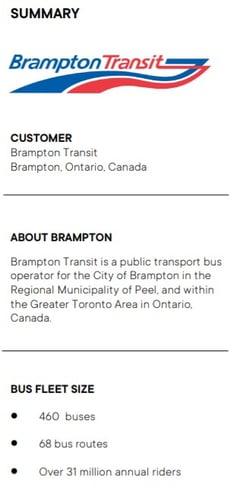 Brampton Summary