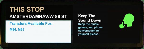 Public Transit PSA CleverVision