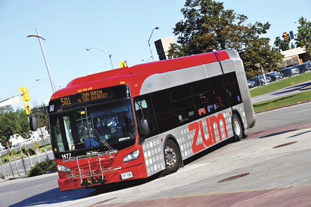 Smart Transit Technology, And Smart Leadership, Net The City Of Brampton Prestigious Award For AVM Solution