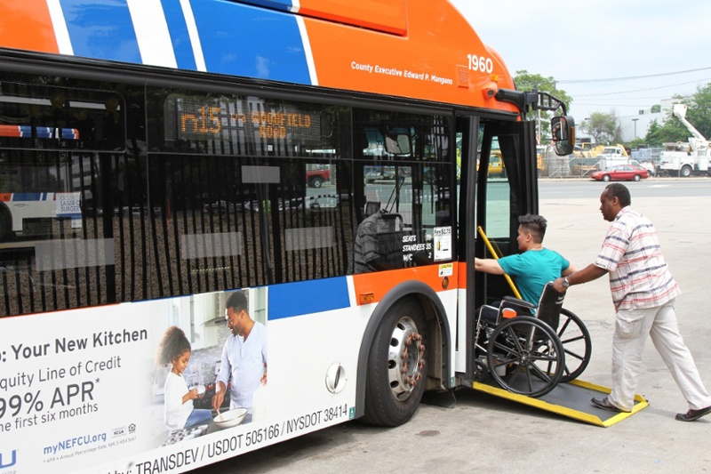 Clever Devices Celebrates 30 Years of the ADA and Accessible Transit